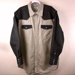Carhartt Ironwood Heavy Western Work Shirt